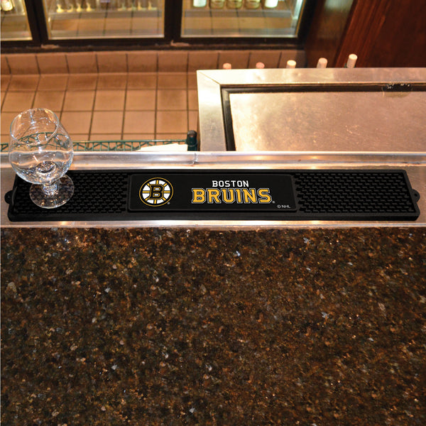 Boston Bruins Bar Drink Mat - TM Niches - 1