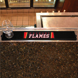 Calgary Flames Bar Drink Mat - TM Niches - 1