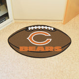 Chicago Bears Football Mat Floor Rug - TM Niches - 1