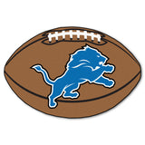 Detroit Lions Football Mat Floor Rug - TM Niches - 2