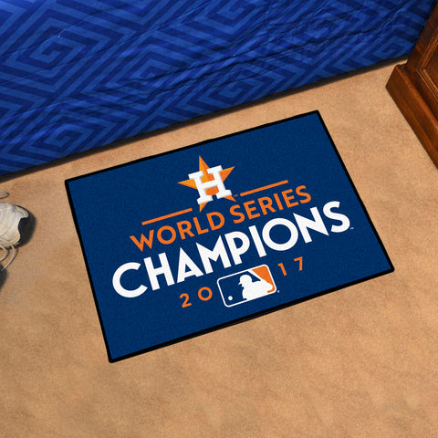 Houston Astros Floor Rug