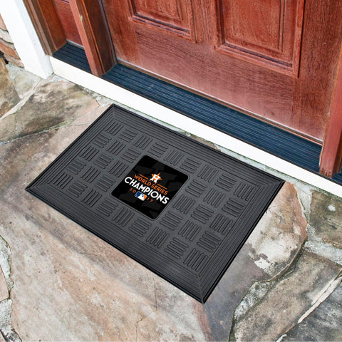 Houston Astros Door Mat