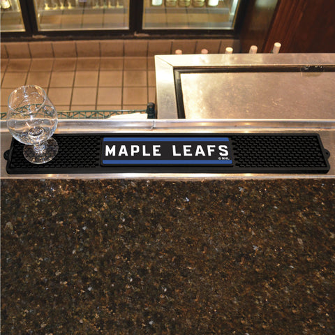 Toronto Maple Leafs Bar Mat