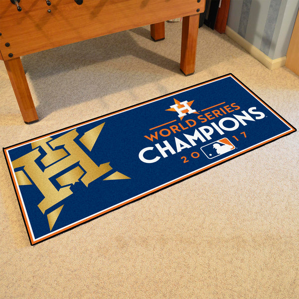 Houston Astros Floor Runner