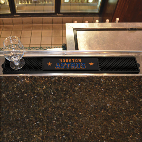 Houston Astros Bar Drink Mat - TM Niches - 1