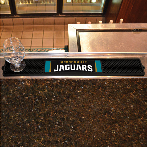 Jacksonville Jaguars Bar Drink Mat - TM Niches - 1