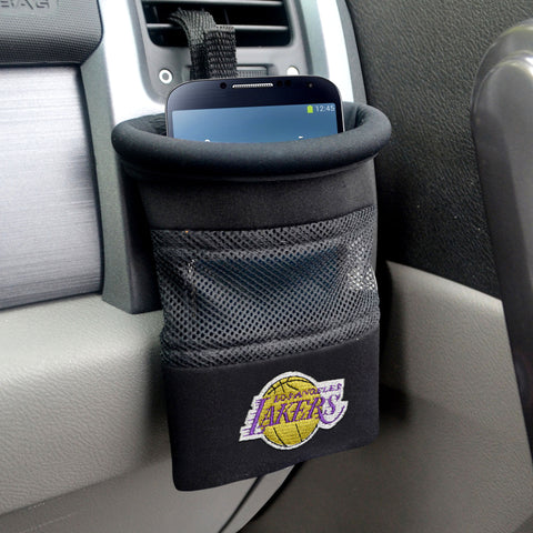 Los Angeles Lakers Cell Phone Car Caddy - TM Niches - 1