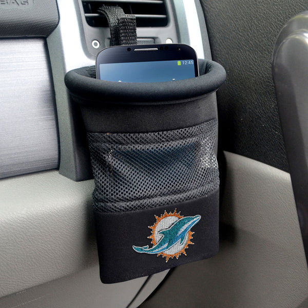 Miami Dolphins Cell Phone Car Caddy - TM Niches - 1