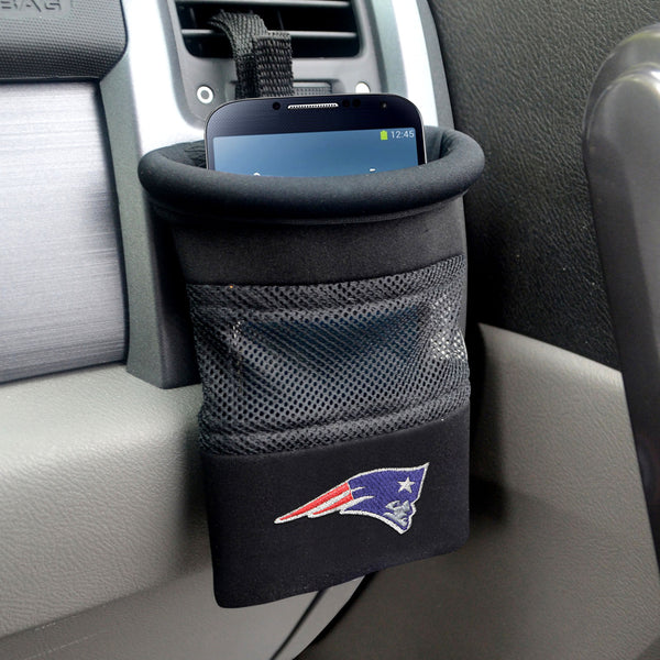 New England Patriots Cell Phone Car Caddy - TM Niches - 1
