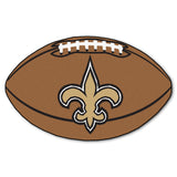 New Orleans Saints Football Mat Floor Rug - TM Niches - 2