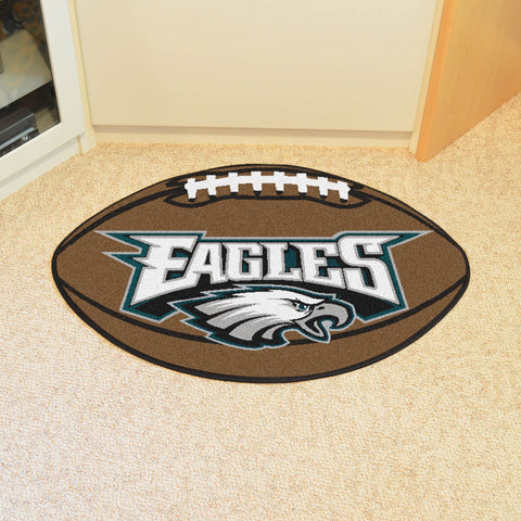 Philadelphia Eagles Football Mat Floor Rug - TM Niches - 1