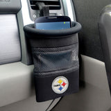 Pittsburgh Steelers Cell Phone Car Caddy - TM Niches - 1