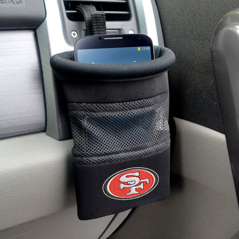 San Francisco 49ers Cell Phone Car Caddy - TM Niches - 1