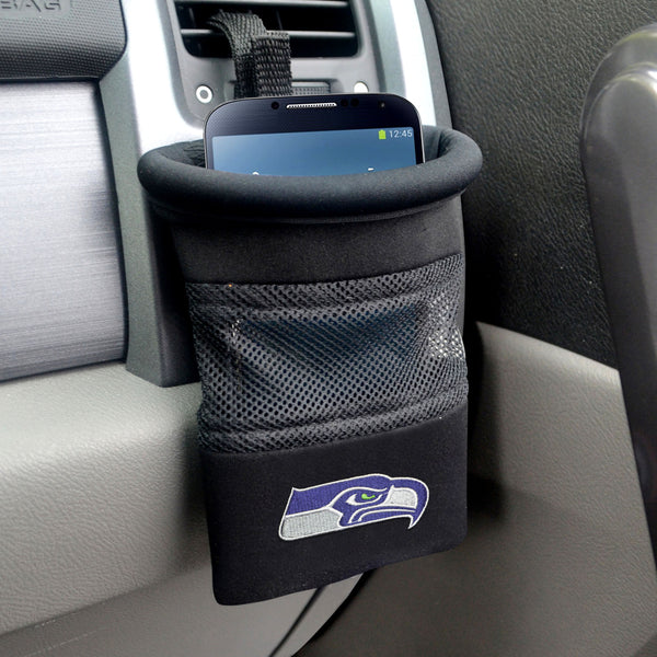 Seattle Seahawks Cell Phone Car Caddy - TM Niches - 1