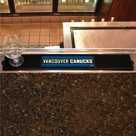 Vancouver Canucks Bar Drink Mat - TM Niches - 1