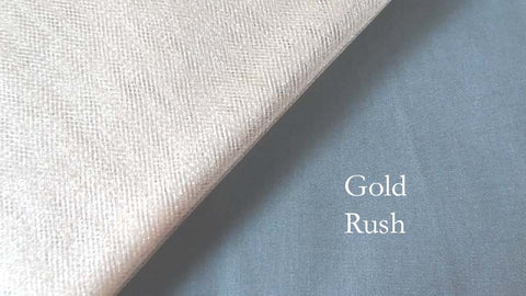 Gold Rush Swatch example