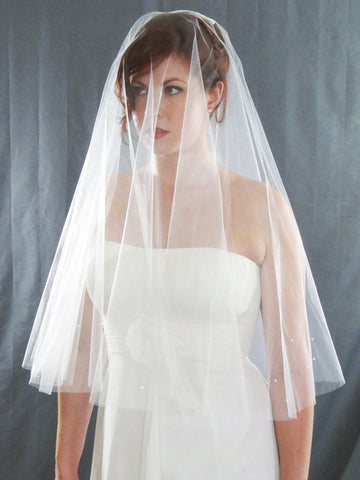 Drop Veil - Distinctive Veils & Accessories