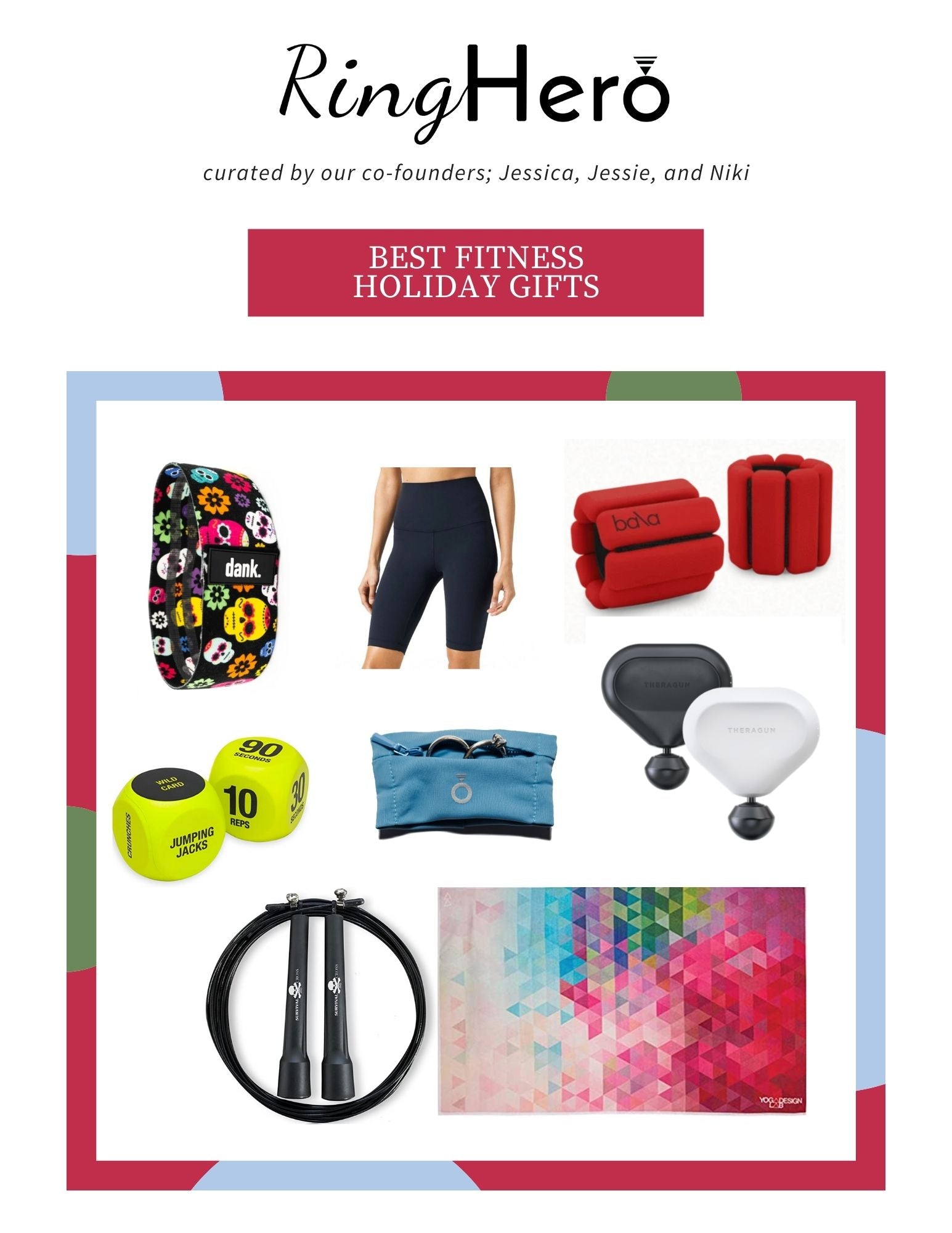 protect your ring, fitness gift guide