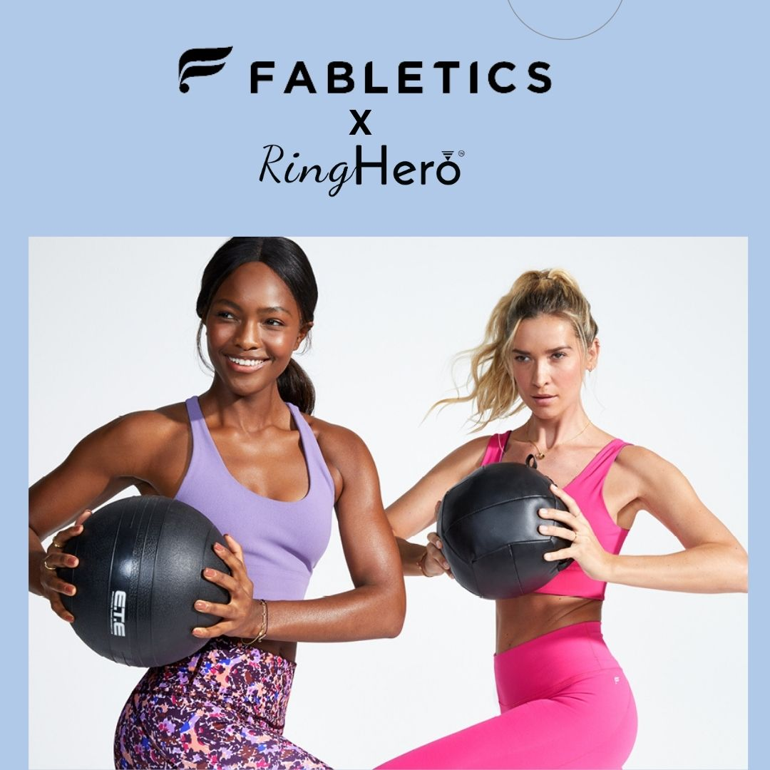 📢 Fabletics x RingHero Exclusive Partnership 📢
