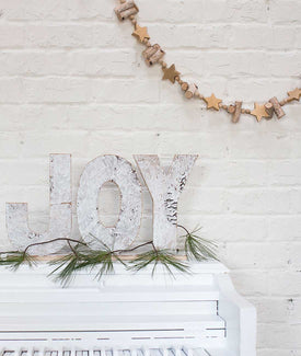 Birch Garland-Farmhouse Living - Farmhouse Decor