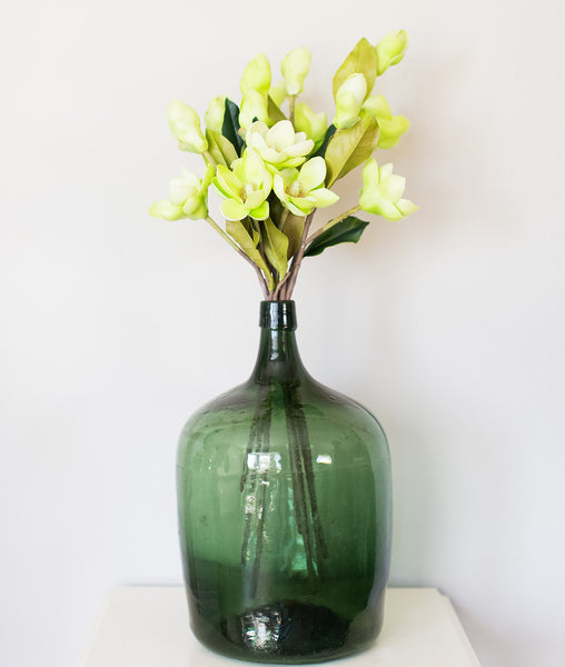 Green Real Touch Magnolia-Farmhouse Living - Farmhouse Decor