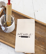 Roll with It Tea Towel-Farmhouse Living - Farmhouse Decor