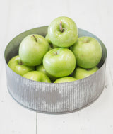 Zinc Bowl-Farmhouse Living - Farmhouse Decor