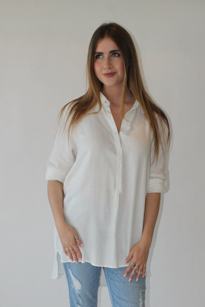 White Buttoned Shirt