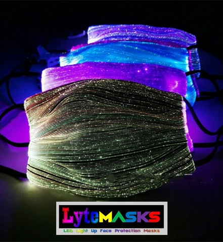 Image of LYTEMASK - Light Up LED Face Mask - RECHARGEABLE