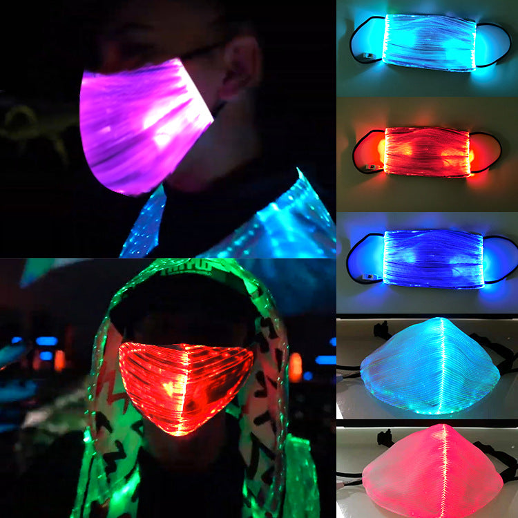 LYTEMASK - Light Up LED Face Mask - RECHARGEABLE