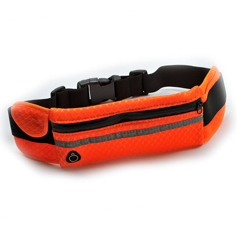 Image of Sports Waist Belt Fanny Pack Running Pocket For Cell Smartphone