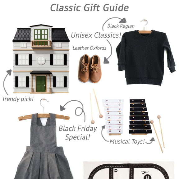 the Classic Gift Guide: Modern Classics for Kids