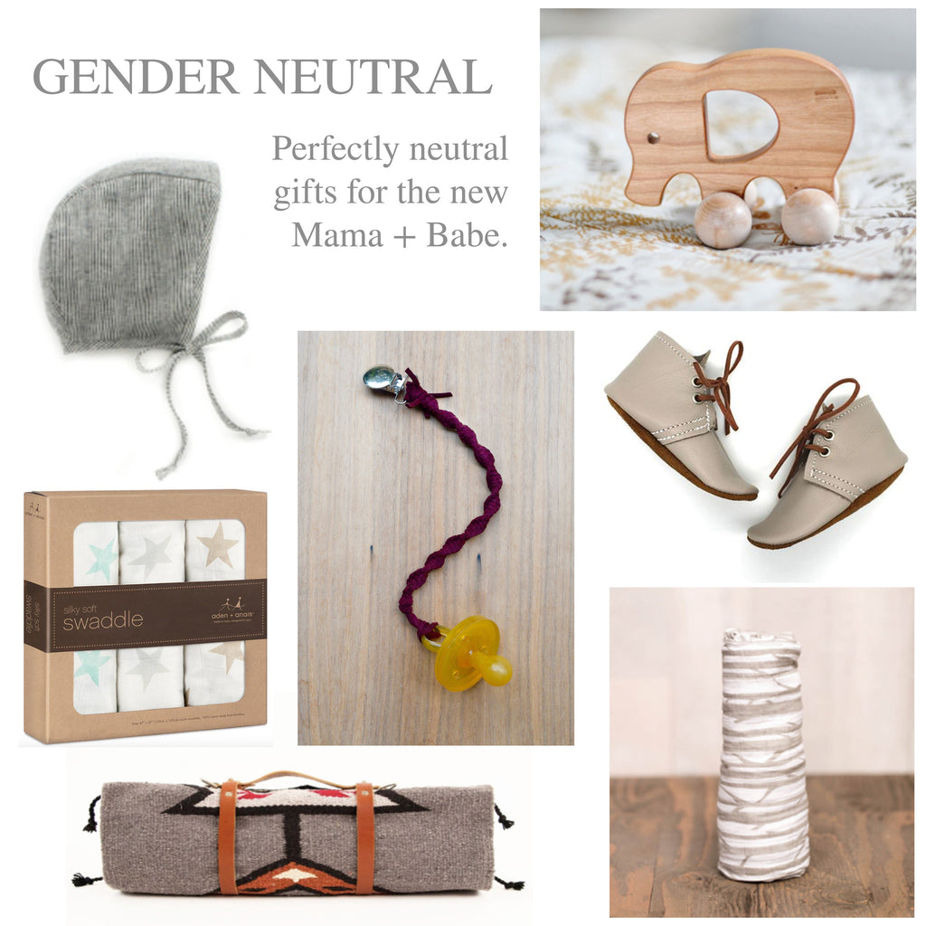 the Gender Neutral Baby Gifts