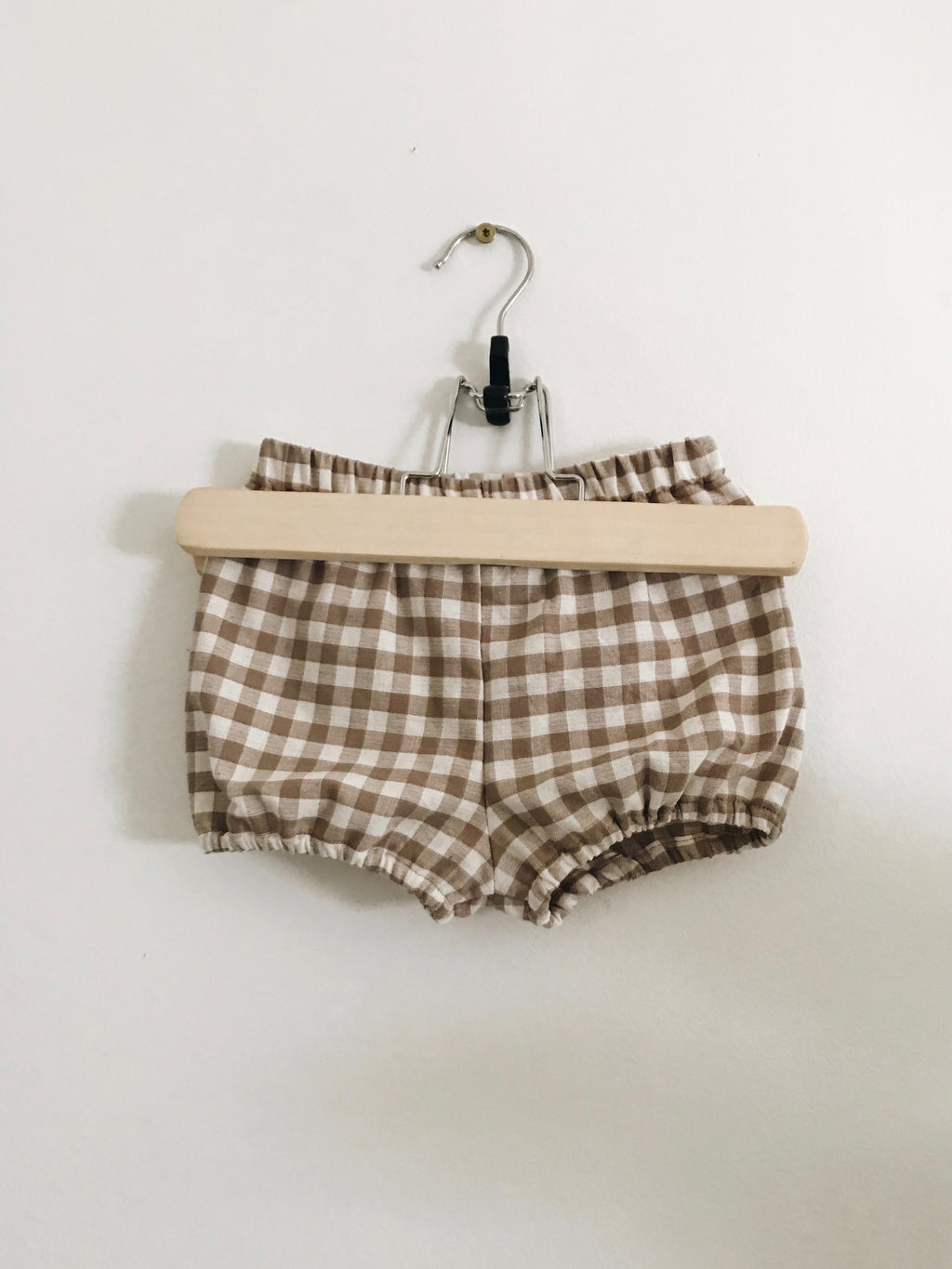 the Bloomers Gingham