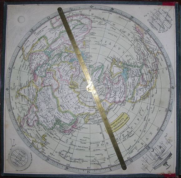 Bentley's Plane Terrestrial Globe [WITH] Modern Geography, for the Student, the Man of Business, and all classes who wish to know something of the habitable globe