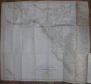 GREENHOW, Robert (1800-1854). The History of Oregon and California, and the other territories on the north-west coast of North America; accompanied by a geographical view and map of those countries