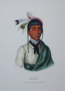 Chippewa Chief, No-Tin