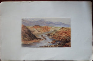 pakistan-fine-original-watercolour-of-the-lay-the-punjab-ca-1880
