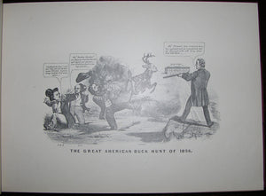 [CIVIL WAR]. Caricatures pertaining to the Civil War...Designed for Currier & Ives. New York: Wright & Swasey, 1892.