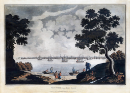 ROLLINSON, William (1762-1842, after WOOD, John (Early 19th Century). New York from Long Island.