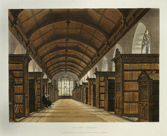 A History of the University of Cambridge, Its Colleges, Halls, and Public Buildings