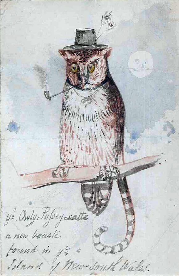 edward-lear-1812-1888-ye-owly-pusseycatte-a-new-beast-found-in-ye-island-of-new-south-wales