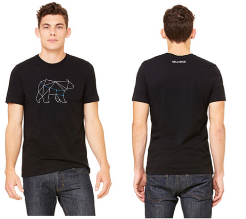 URSA Mens Tee - Black