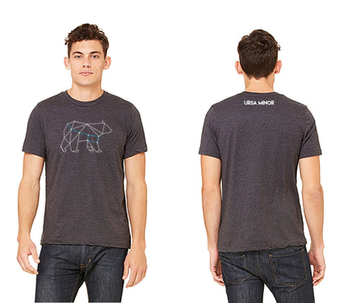 URSA Mens Tee - Heather Grey