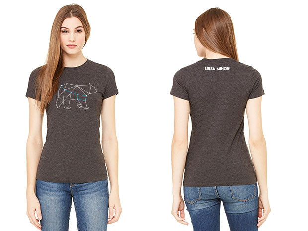 URSA Womens Tee - Heather Grey