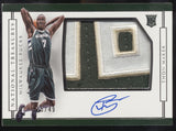 2016-17 National Treasures Thon Maker RPA 3 Color Logo Patch RC Auto /49