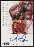 2012-13 Panini Contenders Kyrie Irving RC Rookie Auto Autograph READ CONDITON