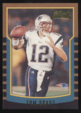 2000 Bowman #236 Tom Brady Patriots Rookie RC