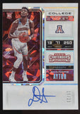 2018-19 Panini Contenders DeAndre Ayton College Ticket Cracked Ice RC Auto /23