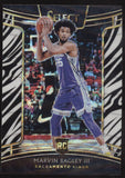 2018-19 Panini Select #15 Marvin Bagley III Zebra RC Rookie SP
